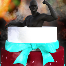 JumpOut Cake and Animations for Genesis 3 Male and Female image 8