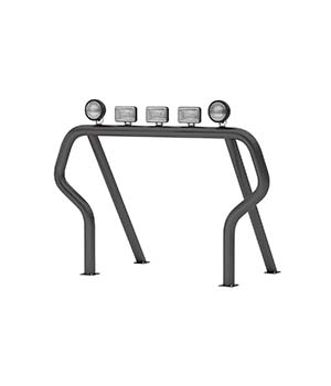 OFF ROAD ROLL BAR 1 - Extended License 3D Models Extended Licenses nnavas