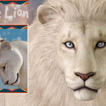 CWRW White Lion for the HiveWIre Lion Family image 2