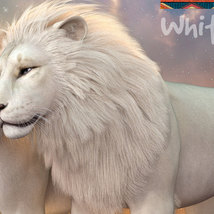 CWRW White Lion for the HiveWIre Lion Family image 3
