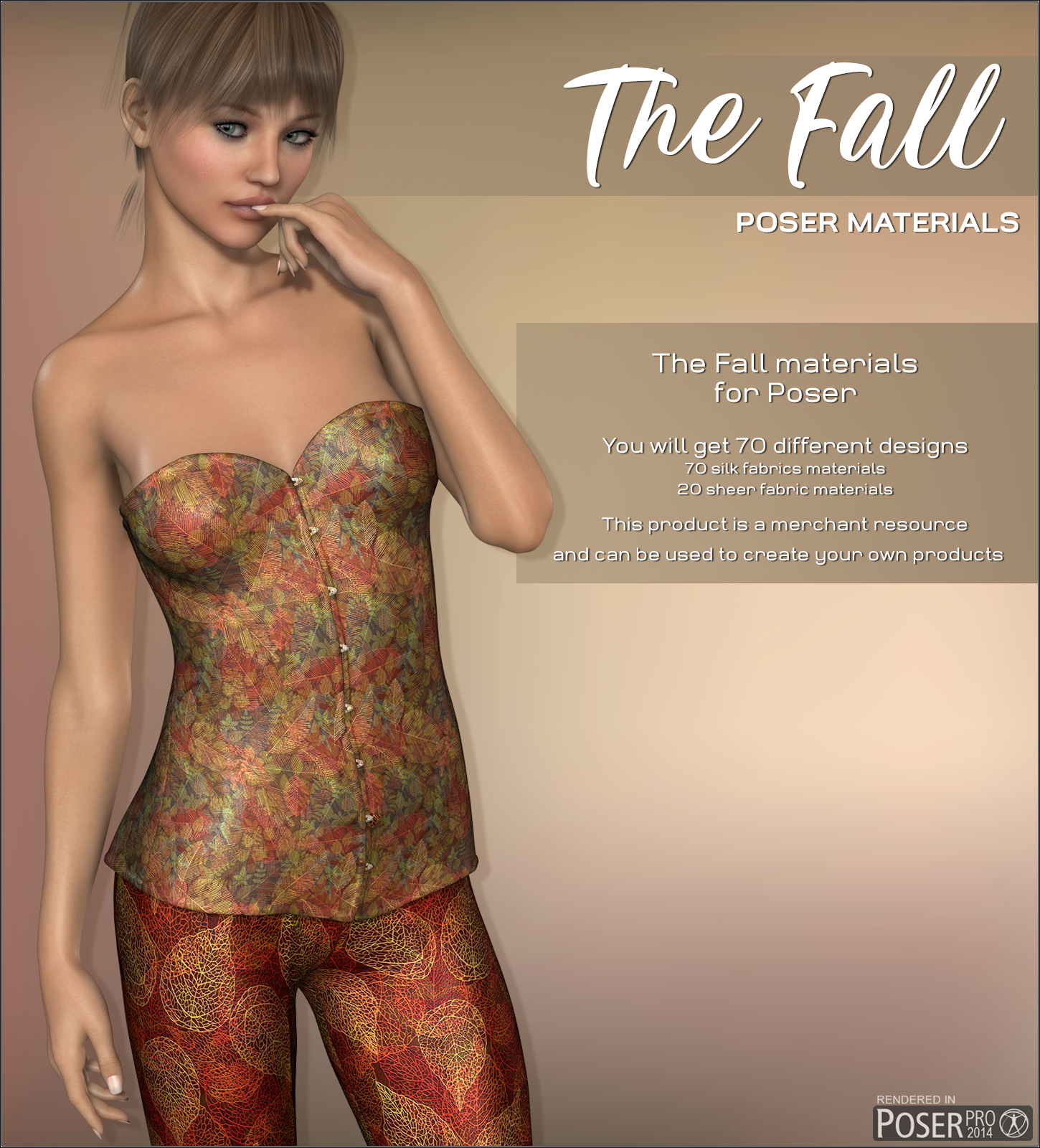 Poser - The Fall by Atenais