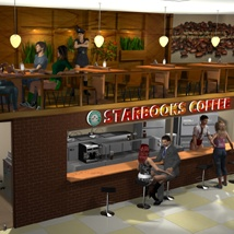 The Mall - Starbooks - Extended License image 1