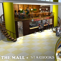 The Mall - Starbooks - Extended License image 6