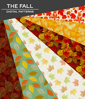 Digital Textures - The Fall 2D Graphics Merchant Resources Atenais