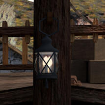 Pirate Town for Poser image 7