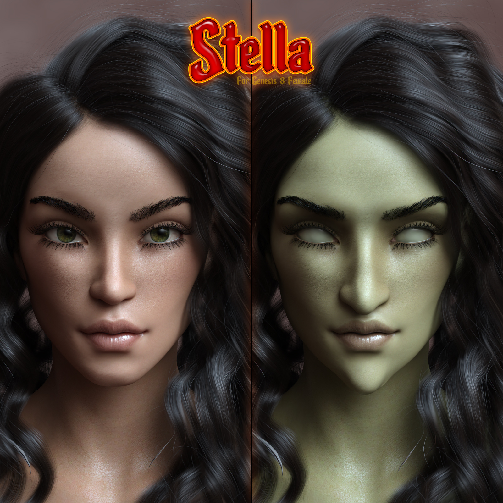 SublimelyVexed Stella for Genesis 8 Female(s) by 3DSublimeProductions
