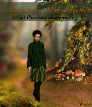 Autumn sensations 2D Graphics ornylia