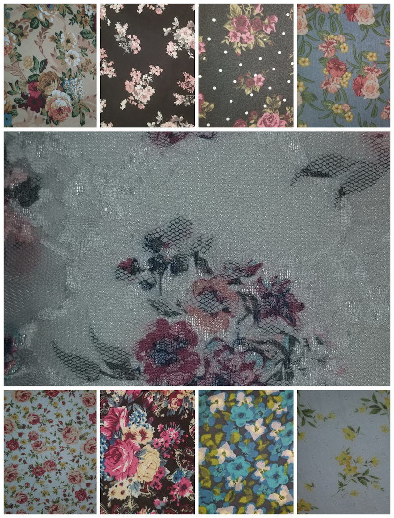 Floral Photography Texture Resource