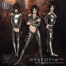 Dystopia PBR for RP Eclipse for La Femme image 2