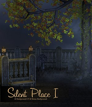 Silent Place I 2D Graphics hexe2009