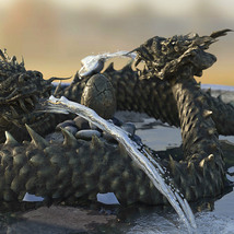 3D Scenery: Oriental Dragon Fountain image 9