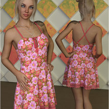 Sweetie For dForce Alika Candy Dress Outfit image 1