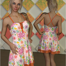 Sweetie For dForce Alika Candy Dress Outfit image 2