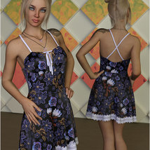 Sweetie For dForce Alika Candy Dress Outfit image 4