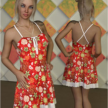 Sweetie For dForce Alika Candy Dress Outfit image 5