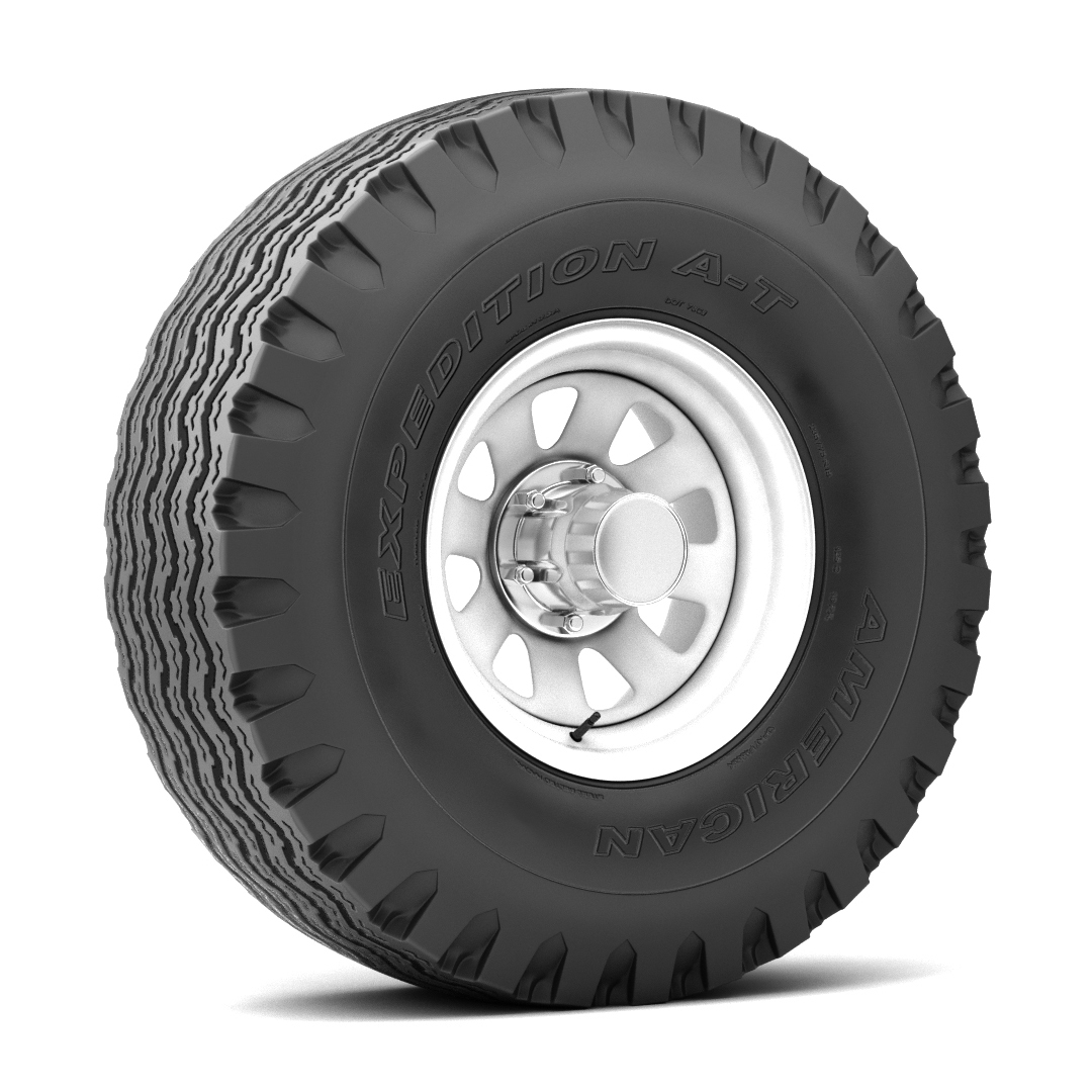 OFF ROAD WHEEL AND TIRE 12 - EXTENDED LICENSE by nnavas