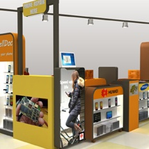 The Mall - Phone repair Kiosk - Extended License image 2