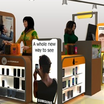 The Mall - Phone repair Kiosk - Extended License image 3