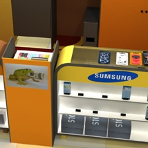 The Mall - Phone repair Kiosk - Extended License image 7