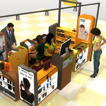 The Mall - Phone repair Kiosk - Extended License image 10