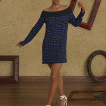 InStyle - dForce - Jump Dress for G8F image 2