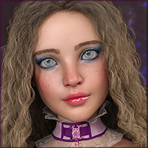 TDT-Catherine for Genesis 8 Female image 5