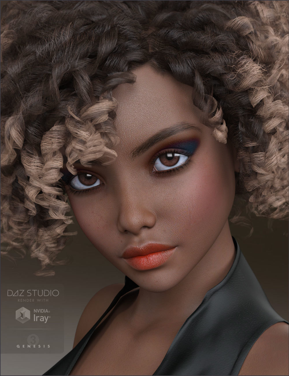 TDT-Linda for Genesis 3 Female