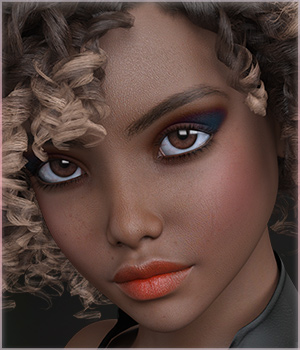 TDT-Linda for Genesis 3 Female 3D Figure Assets Deva3D