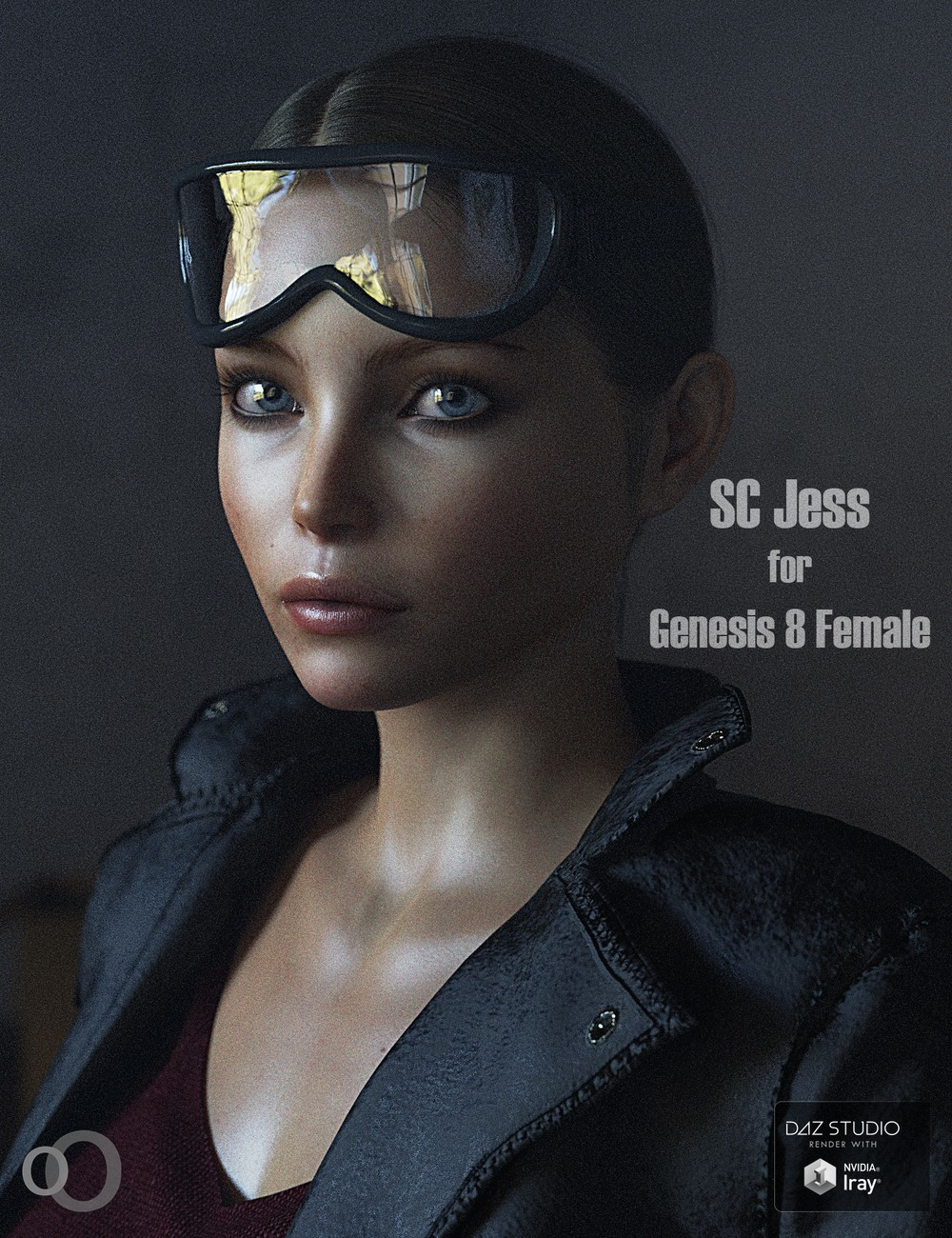 SC Jess for Genesis 8 Female