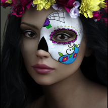 Painted Skin: Masks for G8F image 3