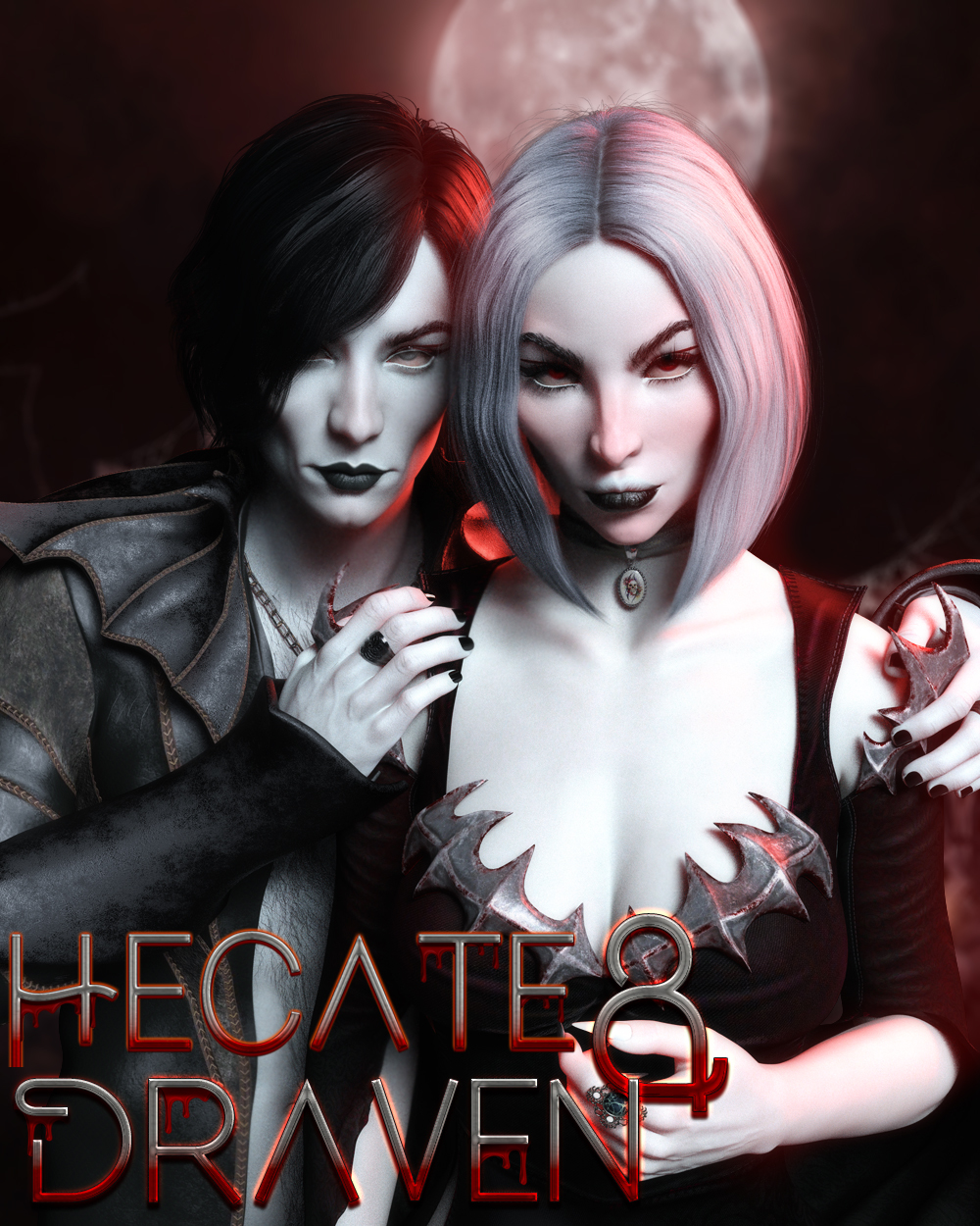 Draven and Hecate Bundle G8M/G8F by TwiztedMetal