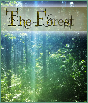 The Forest 2D Graphics antje