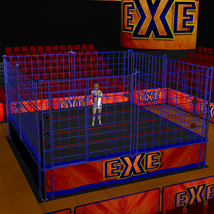 Cages 2 for Dex's Wrestling Set (poser 7+) image 2