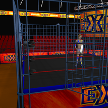 Cages 2 for Dex's Wrestling Set (poser 7+) image 5