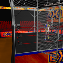 Cages 2 for Dex's Wrestling Set (poser 7+) image 7