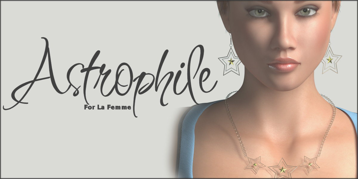 Astrophile for La Femme by -Wolfie-