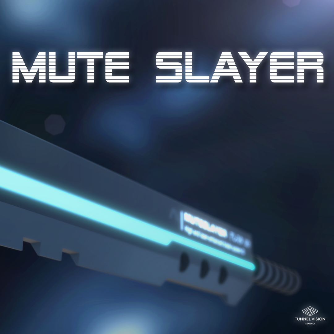 Sci-Fi Katana Mute Slayer - Extended Licence by TunnelVision