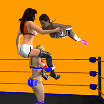 Tag Team Wrestling Poses for V4 image 1