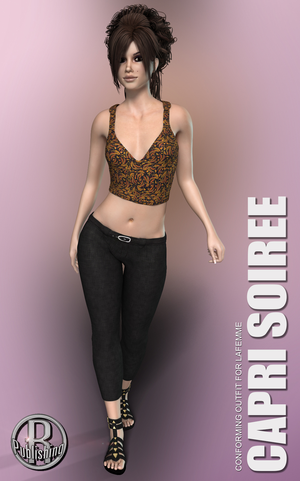 Capri Soiree for La Femme by RPublishing