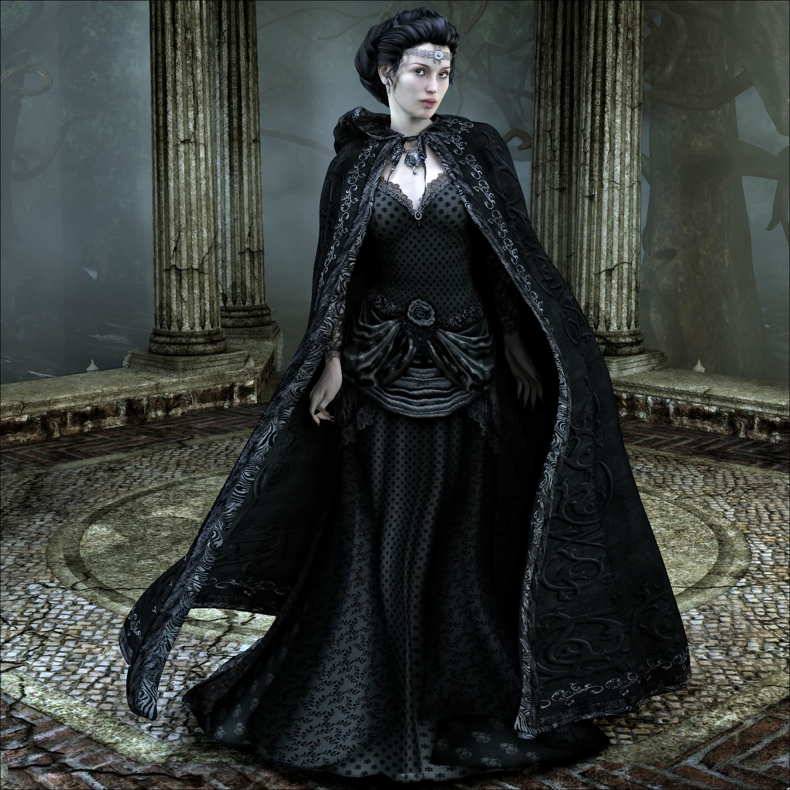 Princess of Darkness by Moyra