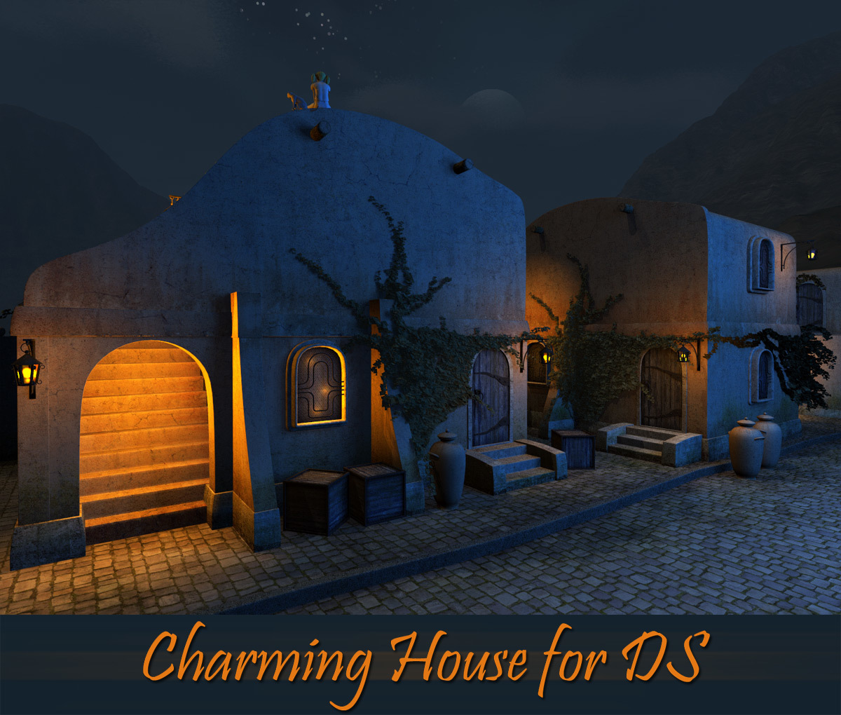 Charming House for DS