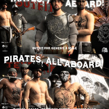 Pirates, All Aboard!BUNDLE for DS image 3