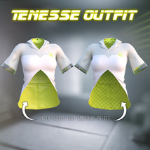 Tenesse Outfit For Genesis 8 Females image 9