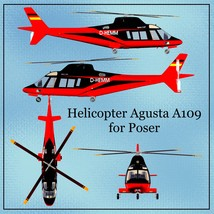 Helicopter A109 image 1