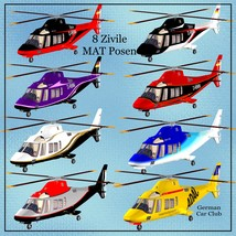 Helicopter A109 image 2