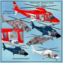 Helicopter A109 image 4
