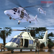 Helicopter A109 image 5