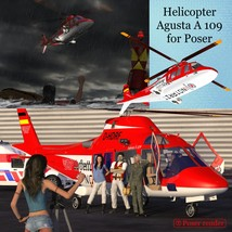 Helicopter A109 image 6