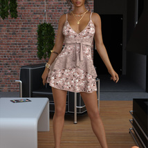 VERSUS - dForce Leah Candy Dress Outfit for Genesis 8 Female(s) image 6