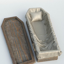 Photo Props: Burial Coffins image 4
